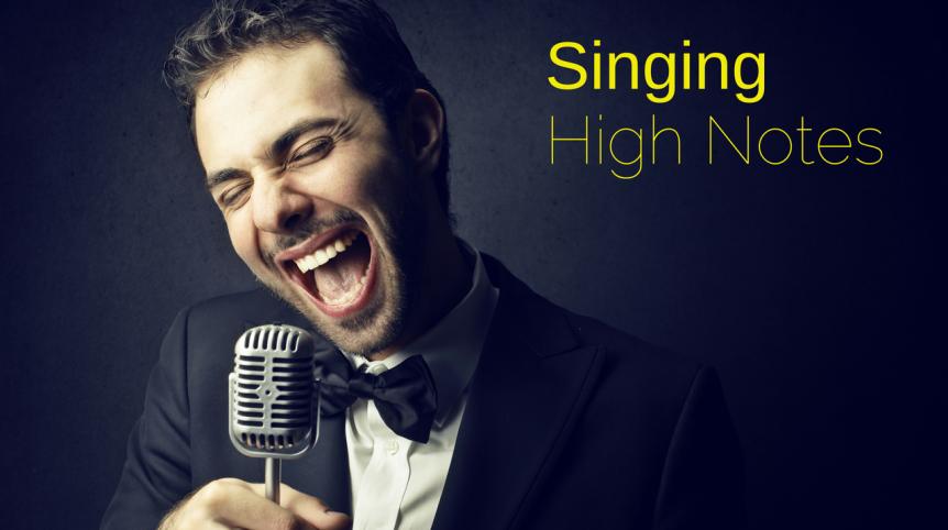 Singing High Notes Blog