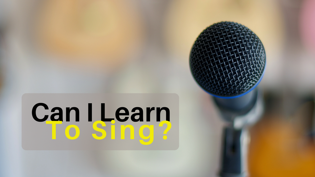Can Some-one Who Can't Sing, Actually Learn To Sing ...